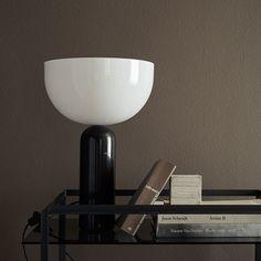 Natural Lamps, Serge Mouille, Blue Granite, Muuto, Perriand, Black Table Lamps, Luminaire Design, Diffused Light, Spotlights