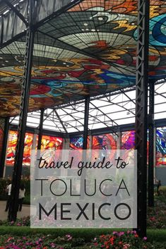 Everything you should be doing in and around the underrated city of Toluca, Mexico. From chorizo to volcanoes, these are the things to do in Toluca.