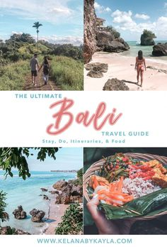 The Ultimate Bali Travel Guide For First Timers | Stay, Do, Itineraries, & Food in 2019 – Kelana by Kayla | Our Ultimate Bali Travel Guide | Bali Guide | Bali | Indonesia | Travel Guide | Things to do Bali | Asia | South East Asia | Travel | #bali #southeastasia #baliguide #balitravel #travel #indonesia #travel #budgettravel #asia Bali Travel Guide, World Travel Guide, Asia Travel, Travel Tips, Travel Goals, Travel Guides, Japanese Travel, Backpacking Asia, Ultimate Travel
