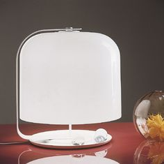 Lamp Alvise by Luigi Massoni for Harvey Guzzini 1966 (out of production since 1976)