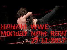 Highlight WWE Monday Night RAW 27/11/2017: Đừng gây sự với Braun !!!