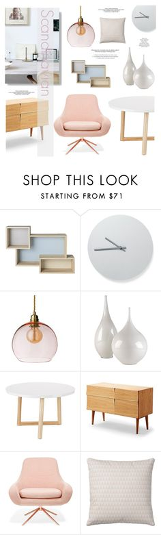 """""""Untitled #839"""" by intellectual-blackness ❤ liked on Polyvore featuring interior, interiors, interior design, home, home decor, interior decorating, Bloomingville, Menu, Lazy Susan and Muuto"""