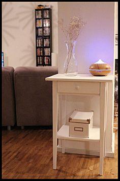 Furnierte Möbel Streichen furnierte möbel mit kreidefarbe streichen hier ein ikea hack mit