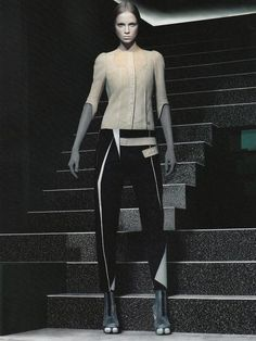 Balenciaga 2009 Campaign | covet | Pinterest