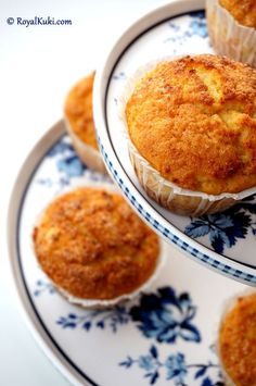 Lor Peynirli Kek (Lorlu Muffin)