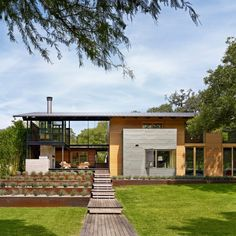 architecture modern residence