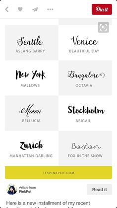 Check out these 10 gorgeous script fonts. Some are… - MKS Web Design Handwritten Fonts, Calligraphy Fonts, Typography Letters, Typography Design, Calligraphy Alphabet, Font Alphabet, Graffiti Alphabet, Islamic Calligraphy, Cursive Fonts