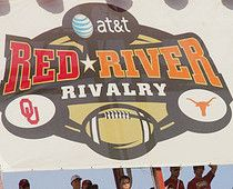 Red River Rivalry: Texas vs. Oklahoma- This is why I love October!!