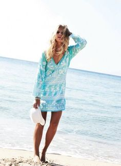 Coastal Style: Shades of Aqua