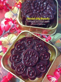 Homemade Mooncake Part II - Jelly Mooncakes