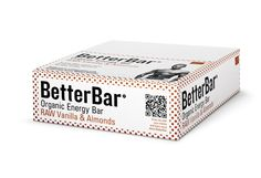 Box of 15 Organic Raw Food Energy Bars from EcoProtein.com