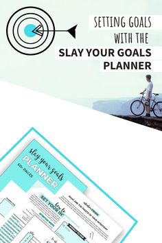 Every year something special comes out. This is the best planner for 2019 hands down, and achieving new years resolutions just got a whole lot less difficult! #affiliate Goals Planner, Planner Pages, Printable Planner, Planner Tips, Printables, Personal Development Books, Self Development, Career Goals, Life Goals