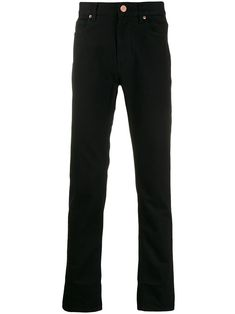 Vivienne Westwood Anglomania Mid-rise Tapered Jeans In Black Vivienne Westwood Anglomania, Tapered Jeans, Black Cotton, Black Jeans, Women Wear, Sweatpants, Mens Fashion, Fashion Design, Clothes