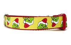 Cute Christmas Dog Collar