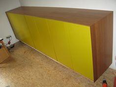 Suspended wall cabinet - IVAR - IKEA Hackers - IKEA Hackers