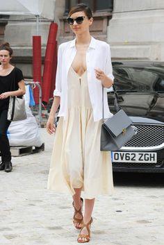Miranda Kerr Street Style | Harper's Bazaar