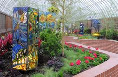 Summer Flower Show in bloom at Phipps Conservatory   TribLIVE