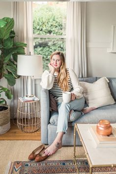 My Week of Outfits: Interior Designer Chrissy McDonald