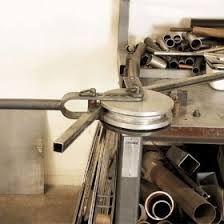 Resultado de imagen para roladora de tubos casera