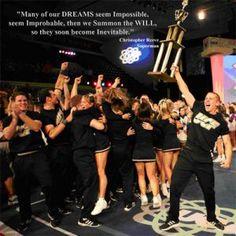 UCF Cheerleading National Champions