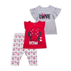 Le Top Little Girls Apple of My Eye A-Line Dress and Tights Set 2 Pc Outfit New