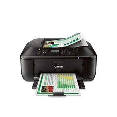 Canon PIXMA Wireless All-In-One Inkjet Printer Easily Copy Scan and Fax #Canon