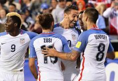 USA 4 - 0 Guatemala, World Cup Qualification - Hightslights Football Video and Live Football