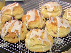 I'm looking for the best orange scone  recipe I can find. Wonder if this is it.   Cranberry Orange Scones by Ina Garten.