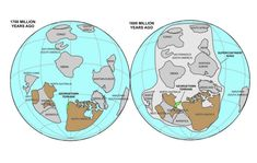 1.7-Billion-Year-Old Chunk of North America Found Sticking to Australia