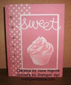 stampwithjane.com, hand-stamped cards, stamped cards, baby cards, Birthday…