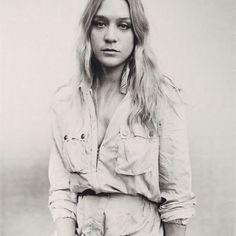 An #inspiration Chloe Sevigny