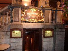 Reserve a table at 'T Kelderke, Brussels on TripAdvisor: See 1,053 unbiased reviews of 'T Kelderke, rated 4 of 5 on TripAdvisor and ranked #107 of 3,441 restaurants in Brussels.