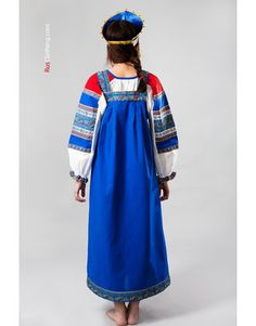 Sarafan dresses and Russian national costumes | RusClothing.com