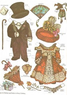 victorian cats in clothes - Google Search