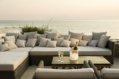 For entertaining at my beach house. My dream is to have a home that I can invite people over and entertain, and they feel at home, and welcome. So comfortable and safe.. like a getaway from the world.