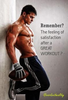 Bodybuilding The feeling of satisfaction after a great workout. Fitness Herausforderungen, Fitness Models, Physical Fitness, Workout Fitness, Mens Fitness Model, Health Fitness, Workout Men, Men Health, Cycling Workout