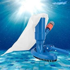 US$ 58.89 - Swimming Pool Vacuum Cleaner - m.cccinlife.com Portable Swimming Pools, Small Swimming Pools, Swimming Pool Vacuum Cleaner, Hot Tub Accessories, Spas, Pond Fountains, Pool Cleaning, Brush Cleaner, Garden Hose