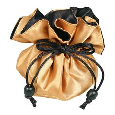 """Nile Corp. Reversible Satin Cinch Pouch, 10"""" dia. Jewelry Pouches, Chinese Style, Jewelry Shop, Bucket Bag, Satin, Bags, Fashion, Handbags, Moda"""
