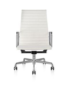 #Eames Aluminum Group By @hermanmiller #madeinmichigan | Herman Miller |  Pinterest