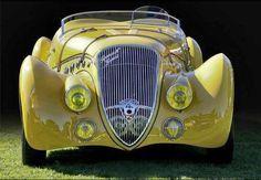 Peugeot Coupè 1938