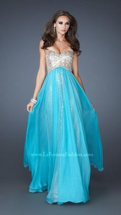 La Femme 18898 | La Femme Fashion 2013 - La Femme Prom Dresses - Dancing with the Stars