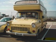 Mk1 Ford transit V4 CI motorhome restoration and repair.