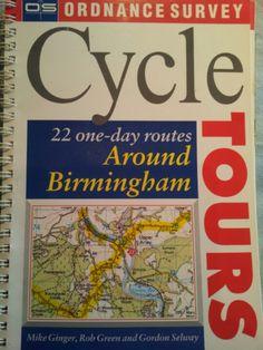 OS Cycle Tours : 22 one day routes Around Birmingham