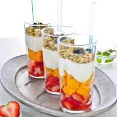 Watkins Granola - the perfect healthy treat for mornings!