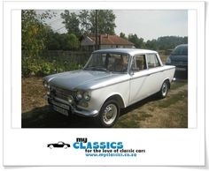 1979 Fiat 1300 classic car