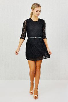 Goldie Lace Swing Dress Swing Dress, Lace, Collection, Dresses, Style, Fashion, Vestidos, Swag, Moda