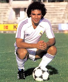 Hugo Sánchez (Real Madrid)