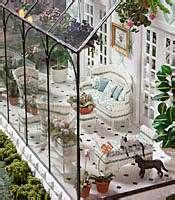 WOW ! - Miniature conservatory - How Sweet !