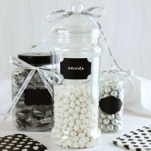 Large Victorian Style Candy Jar