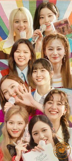 Kpop Girl Groups, Korean Girl Groups, Kpop Girls, Twice Fanart, Beyonce, Rihanna, Nayeon Twice, Twice Kpop, Korean Star